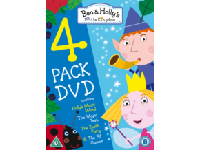 Ben And Hollys Little Kingdom The Magical Collection (DVD)