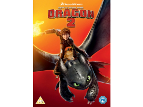 HOW TO TRAIN YOUR DRAGON 2 - 2018 ARTWOR (DVD)