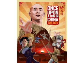 Once Upon A Time In China (Blu-ray)