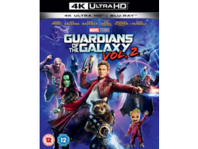 Guardians Of The Galaxy: Vol. 2 (Blu-ray 4K)