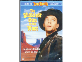 Shakiest Gun In The West (Usa Import) (DVD)