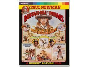 Buffalo Bill And The Indians (Limited Edition) (Blu-ray)