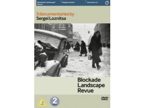Blockade Landscape Revue 3 Documentaries By Sergei Loznitsa (DVD)