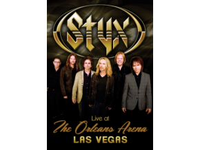 STYX - Live At The Orleans Arena (DVD)