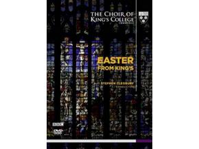 KINGS COLLEGE CAMBRIDGE CHOIR - Easter From Kings (DVD)
