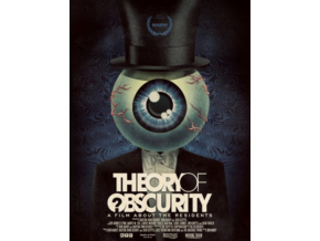 RESIDENTS - Theory Of Obscurity (Blu-ray)