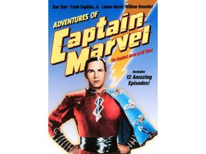 Adventures Of Captain Marvel (DVD)