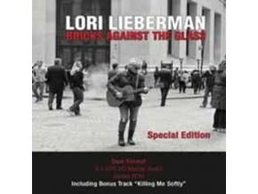 LORI LIEBERMAN - Bricks Against The Glass (Special Edition) (Blu-ray Audio)