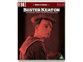 Buster Keaton: The Navigator / Seven Chances / Battling Butler (Blu-ray)