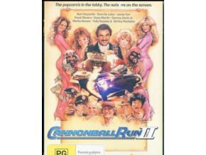 Cannonball Run II (Usa Import) (DVD)