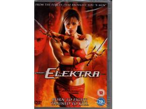 elektra dvd