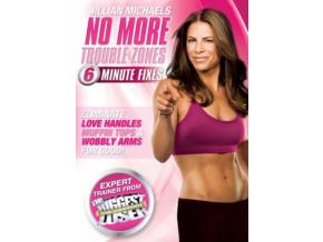 Jillian Michaels: No More Trouble Zones (DVD)
