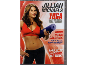 Jillian Michaels: Yoga Meltdown (DVD)