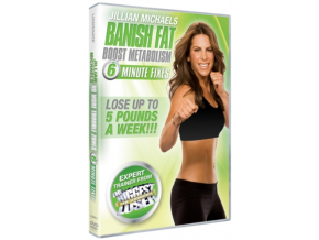 Jillian Michaels - Banish Fat Boost Metabolism (DVD)