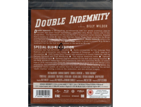 Double Indemnity [Masters of Cinema] (Blu-ray)