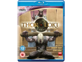 Thor and Loki: Blood Brothers  (Blu-ray)