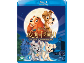 Lady and the Tramp 2 (Blu-Ray)