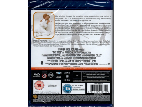 Thx 1138 (Blu-Ray)