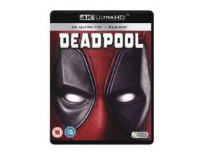 Deadpool [4K Ultra HD Blu-ray + Digital Copy + UV Copy]