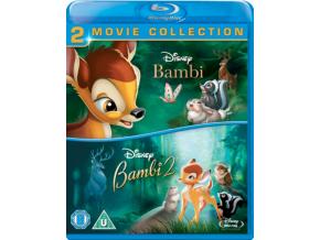 Bambi / Bambi 2 (Blu-Ray)