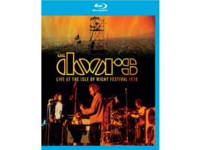 The Doors: Live At The Isle Of Wight Festival [Blu-ray] (Blu-ray)