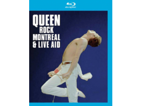 Queen: Queen Rock Montreal & Live Aid [Blu-Ray]