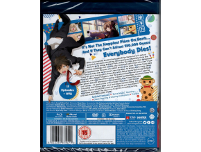 Amagi Brilliant Park Complete Season 1 Collection Deluxe Edition [Blu-ray]