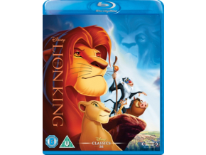 The Lion King (Blu-ray) (Region Free)
