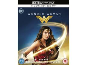 Wonder Woman [4K Ultra HD + Blu-ray + Digital Download] [2017] (Blu-ray)