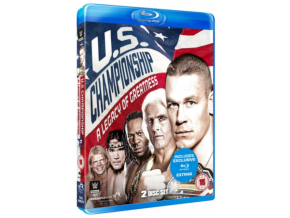 WWE: United States Championship - A Legacy Of Greatness (Blu-ray)