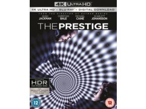 The Prestige [Blu-ray] (4K Ultra HD)