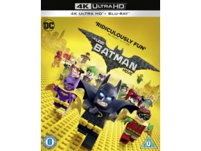 The LEGO Batman Movie Includes Digital Download [4K UHD Blu-ray] [2017] (Blu-ray)