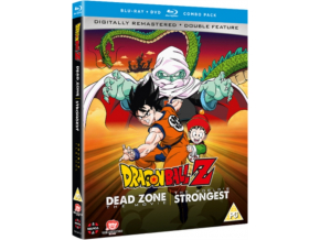 Dragon Ball Z Movie Collection One: Dead Zone/The World's Strongest - DVD/Blu-ray Combo (Blu-ray)
