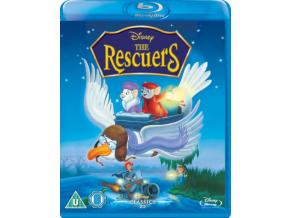 Rescuers (Blu-Ray)
