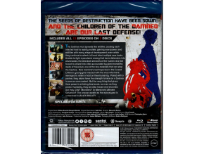 Black Bullet: Complete Season Collection [Blu-ray]