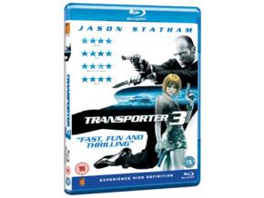 Transporter 3 (Blu-Ray)