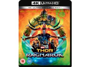Thor Ragnarok 4K (Including 2D Blu-Ray) [2017] [Region Free]