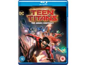 Teen Titans: Judas Contract [Blu-ray] [2016]