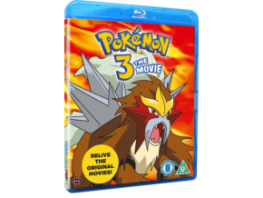 Pokémon 3: The Movie (Blu-ray)