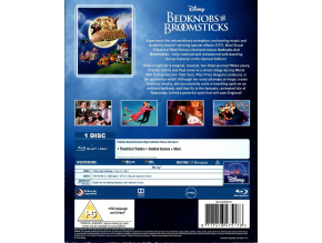 Bedknobs and Broomsticks [Blu-ray] [Region Free]