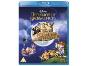 Bedknobs and Broomsticks (Blu-ray) [Region Free]