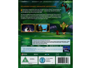 Emperor's New Groove (Blu-Ray)