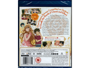 Golden Time Collection 1 (Episodes 1-12) [Blu-ray]