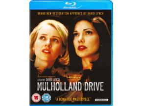 Mulholland Drive (Digitally Restored) [Blu-ray] [1999] (Blu-ray)