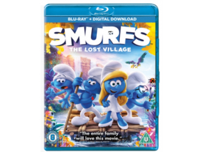 Smurfs: The Lost Village [2017] (Blu-ray)