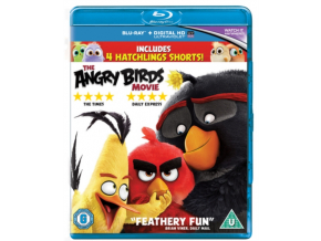The Angry Birds Movie (Blu-ray)