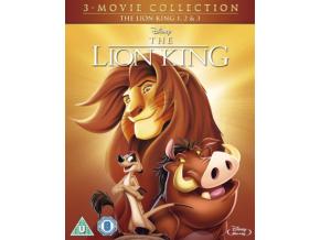 The Lion King 1-3 Trilogy (Blu-ray)