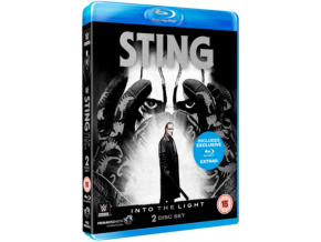 WWE: Sting - Into The Light (Blu-ray)