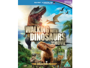 Walking with Dinosaurs [Blu-ray]
