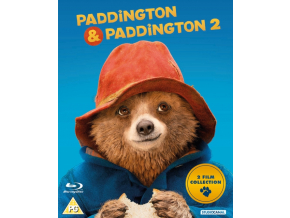 Paddington 1 & 2 Boxset [2017] (Blu-ray)